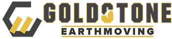 Goldstone Earthmoving Logo